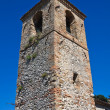 Stock Photo: Civic tower. Montebello. Emilia-Romagna. Italy.