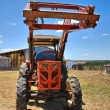 Farm tractor. — Stock Photo #9058152