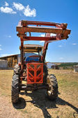 Farm tractor. — Stock Photo