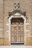 St. Francesco d'Assisi Church. Oria. Puglia. Italy. — Stock fotografie
