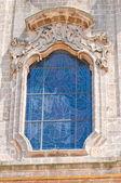 Katedralen basilica. oria. puglia. italien. — Stockfoto