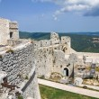 Castle of Monte Sant'Angelo. Puglia. Italy. — Stock Photo