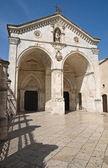 Sanctuary of Monte Sant'Angelo. Puglia. Italy. — Stock Photo