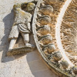 Detail of Matera Cathedral. Basilicata. Italy. — Stock fotografie