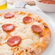Pepperoni Pizza. — Stock Photo #9350479