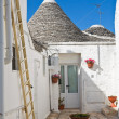 Stock Photo: Alberobello's Trulli. Puglia. Italy.