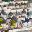 Alberobello souvenirs. — Stock Photo #9422065