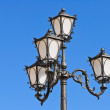 Stock Photo: Streetlight.