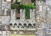 Castle of Riva. Ponte dell'Olio. Emilia-Romagna. Italy. — 图库照片