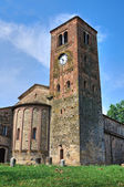 St.Giovanni church. Vigolo Marchese. Emilia-Romagna. Italy. — Stock Photo