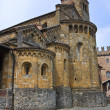 CollegiatChurch. Castell'Arquato. Emilia-Romagna. Italy. — Stock Photo #9523828