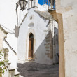 St. Nicola in Montedoro church. Martina Franca. Puglia. Italy. - Stock Photo