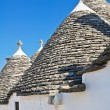 Alberobello's Trulli. Puglia. Italy. — Photo