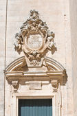 Basilica of St. Martino. Martina Franca. Puglia. Italy. — 图库照片