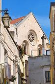 Alleyway. Acquaviva delle Fonti. Puglia. Italy. — Stockfoto