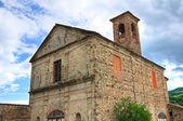 Monastery of St. Francesco. Bobbio. Emilia-Romagna. Italy. — Stock Photo