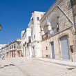View of Cisternino. Puglia. Italy. - Stock Photo