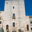 Stock Photo: Great tower. Cisternino. Puglia. Italy.