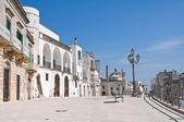 View of Cisternino. Puglia. Italy. — Stock Photo