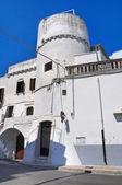 Capece tower. Cisternino. Puglia. Italy. — Stock Photo