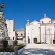 War memorial. Cisternino. Puglia. Italy. — Stock Photo