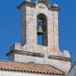 Mother Church. Cisternino. Puglia. Italy. - Zdjęcie stockowe