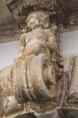 Magli Palace. Martina Franca. Puglia. Italy. — Stock Photo