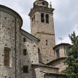 Sanctuary of Madonna dell'Aiuto. Bobbio. Emilia-Romagna. Italy. — Stock Photo