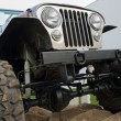 Stock Photo: Off Road Vehicle Front End
