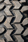 4x4 tires — Stock Photo