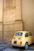 Vintage Italian Car — Stock Photo