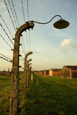 Auschwitz-Birkenau Concentration Camp — Stock fotografie