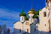 Redder-transfiguratie kathedraal — Stockfoto