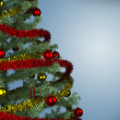 Christmas tree — Stock Photo #8131984