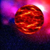 Nibiru — Stock Photo