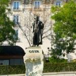 ������, ������: Historical monument of great artist Goya