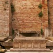 Stock Photo: Architectural antique ancient Italian