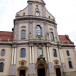 Church of Sts. Anne in Altötting — Stock Photo #9529586