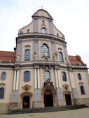 Church of Sts. Anne in Altötting — Stock Photo