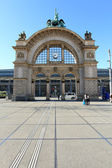 Lucerne Train Station in Swizerland — Stock Photo