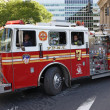 Fire Engine in New York — Stock Photo #9911253