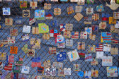 Tiles for America - Memorial in New York for Tiles for America — Stock Photo