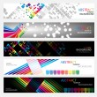 Banners for web (Vector collection3) — Stock Vector #9075567