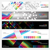 Banners for web (Vector collection3) — Stockvektor