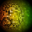 Disco ball. Vector illustration - Imagen vectorial