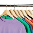 T-shirts — Stock Photo #8102975