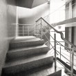 Empty stairway — Stock Photo
