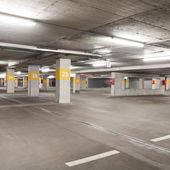 Parking — Foto Stock