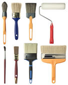 Painting tools — Stock fotografie