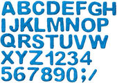 Alfabeto — Foto Stock